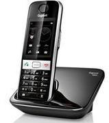 Gigaset S820D, Schnurlostelefon analog