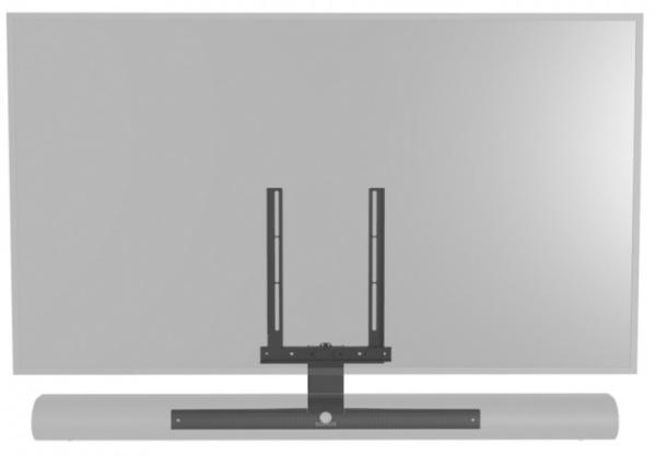 Cavus Bildschirm Halterung für Sonos Arc schwarz CFSARCB