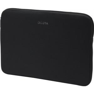 Dicota PerfectSkin Tasche (Sleeve) für 43,9 cm (17,3 Zoll) Notebook-Hülle Schwarz - Neopren