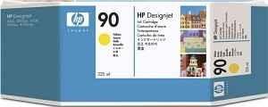 Orig. Tintenpatrone HP C5065A Nr.90 Yellow/Gelb