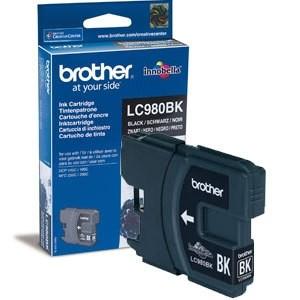 Orig. Tintenpatrone Brother LC-980BK black/schwarz