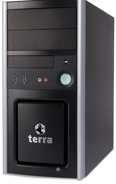 TERRA PC-BUSINESS 6000 i5-10500, 8GB, 500GB SSD, W10P