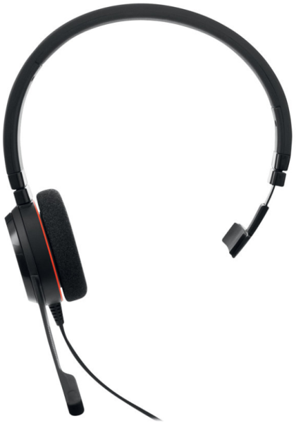 JABRA EVOLVE 20 MS Mono USB Headset