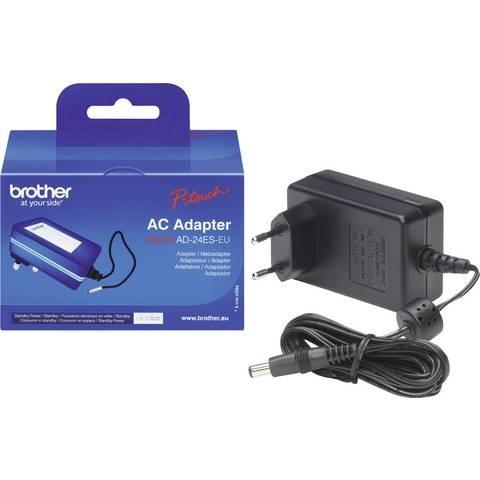 Netzteil für Brother P-touch AD24ES - Der Netzadapter (9V-1,6A) AD-24ES von Brother ist für untersc