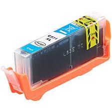 Kompatible Tintenpatrone Canon CLI-571XL C Cyan/Blau