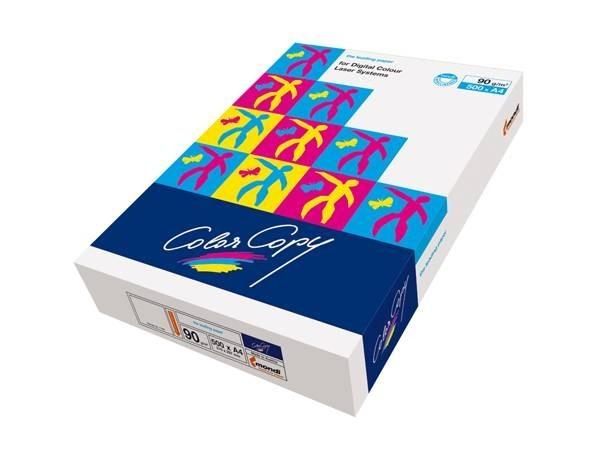 Kopierpapier Color Copy COCO-A4-100, 100g, 500 Blatt