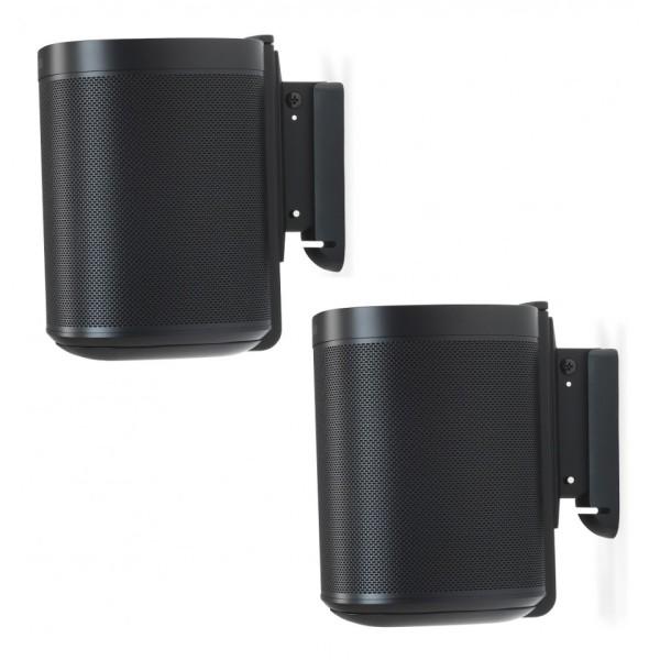 Flexson Wandhalter für Sonos One / Play:1 black - FLXS1WM2011