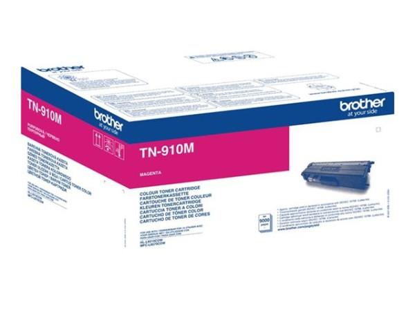 orig. BROTHER TN-910M Tonerkassette Magenta ca. 9000 Seiten