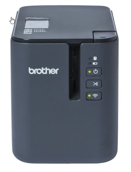 Brother P-Touch PT-P900W - Etikettendrucker - Thermotransfer - Rolle (3,6 cm) - 360 x 720 dpi -