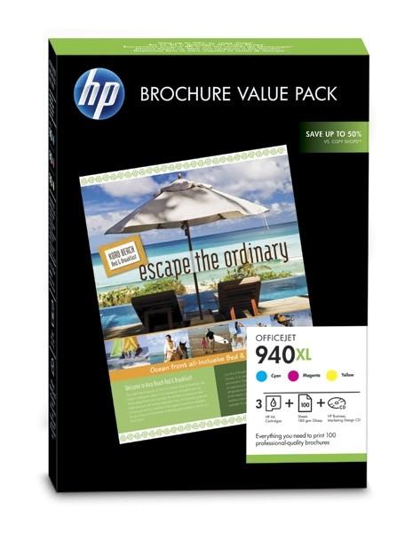 Orig. Tintenpatrone HP CG898AE Nr. 940XL Value