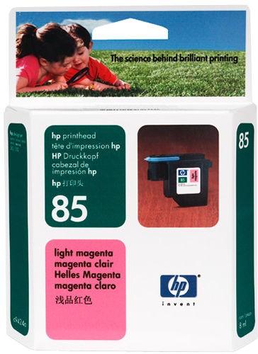 orig. HP Druckkopf C9424A Nr. 85 - magenta hel