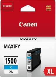 orig. Tintenpatrone CANON PGI-1500XL C Cyan/Blau