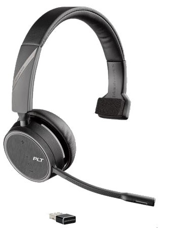 Plantronics Bluetooth Headset Voyager 4210 UC