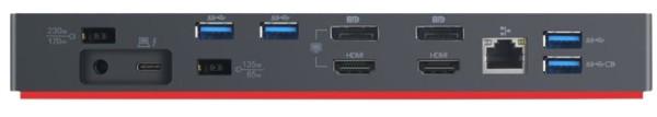 LENOVO ThinkPad Thunderbolt3 Workstation Dock Gen2 - EU 40ANY230EU