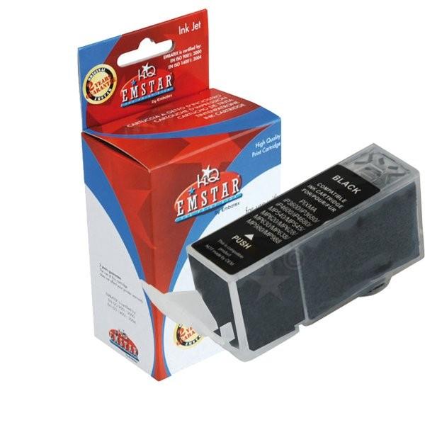Kompatible Tintenpatrone (Canon PGI-550PGBK XL), black/Schwarz