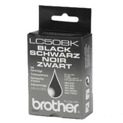 Orig. Tintenpatrone Brother LC-50BK black/schwarz