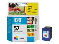 Orig. Tintenpatrone HP C6657AE Nr.57 color/farbe