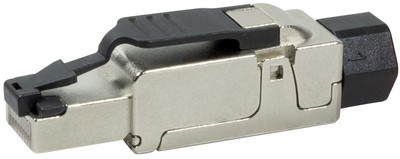 LogiLink RJ45 Feldkonfektionierbarer Steckverbinder Kat.6a, MP0040