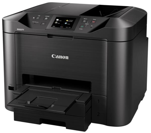 CANON Maxify MB5455 Tintenstrahldrucker 4in1 Farbe