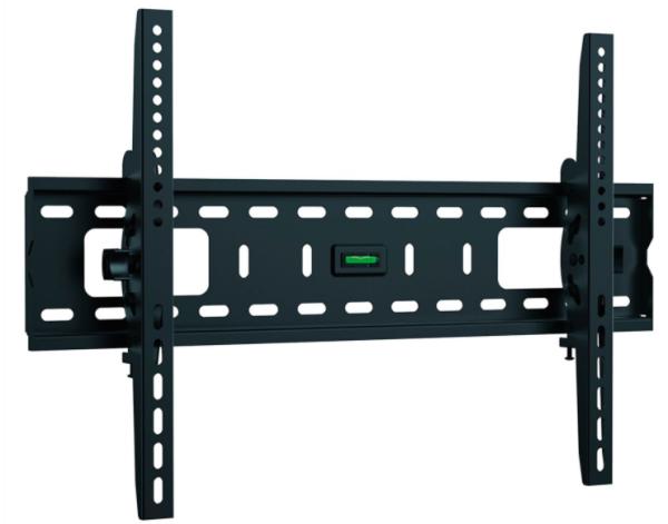 VALUE Monitor- TV Wandhalterung, schwarz, neigbar