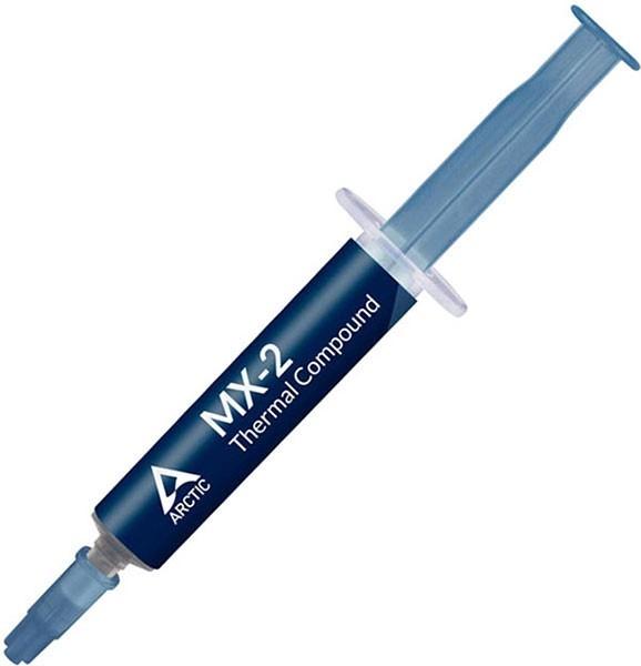 Arctic Cooling Wärmeleitpaste MX-2 2019, 8 Gramm Hochleistungs-Wärmeleitpaste