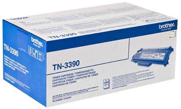 orig. Brother Toner TN-3390 ca. 12.000 Seiten