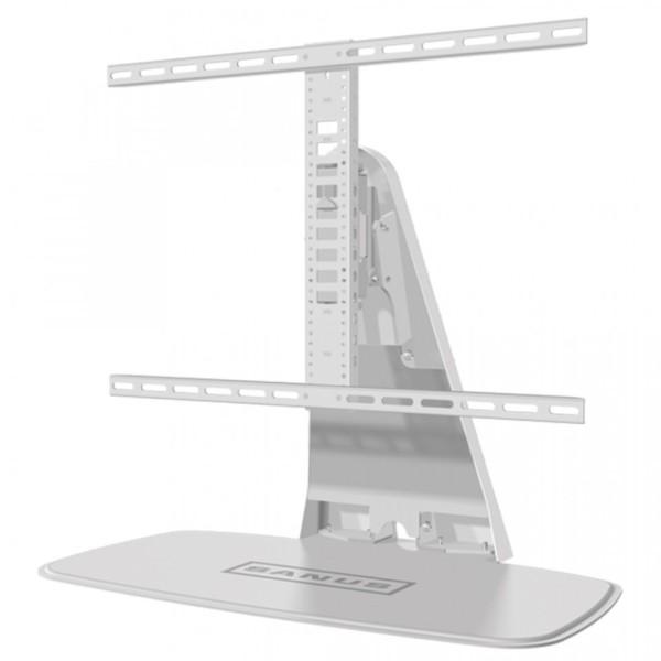 Cavus TV-Stand für Sonos PLAYBASE optimiert drehbar weiß WSTV1-W2