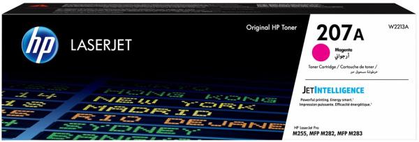 orig. Toner HP Nr.207A W2213A Cartridge mangenta/rot 1.250 Seiten