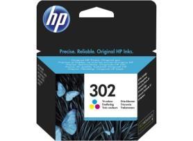 HP Tintenpatrone F6U65AE Nr. 302 color ca. 165 Seiten
