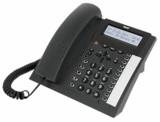 Tiptel 2030 analoges ISDN Systemtelefon mit Anrufbeantworter und CTI-Funktion