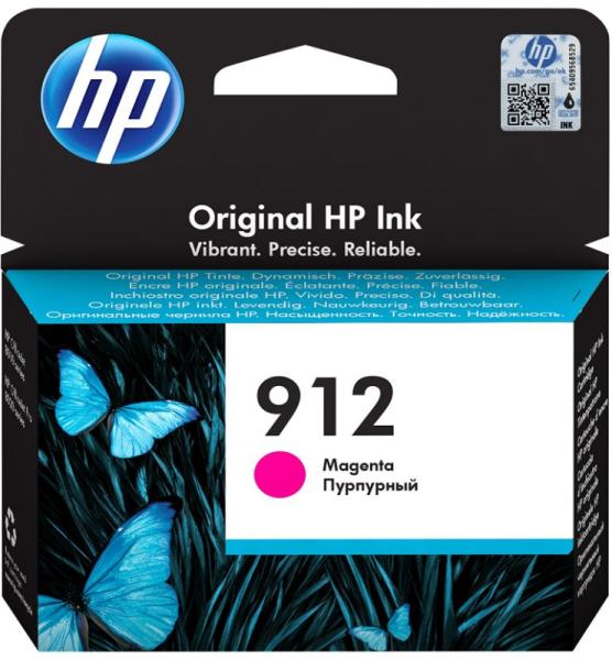Orig. Tintenpatrone HP 3YL78AE Nr. 912 mangenta/rot