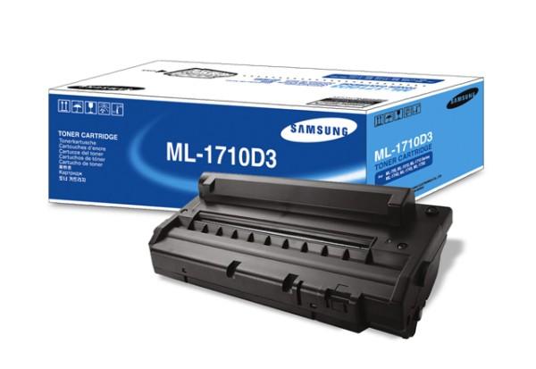 orig. Samsung Toner ML-1710D3 black/Schwarz