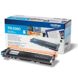 orig. Toner Brother TN-230C ca. 1400 Seiten Cyan/Blau