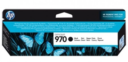 Orig. Tintenpatrone HP CN621 Nr. 970 Black/Schwarz