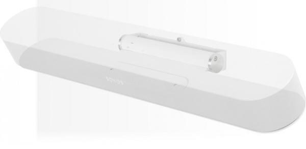 Flexson FLXBWM1011 Wandhalter für Sonos Beam weiß