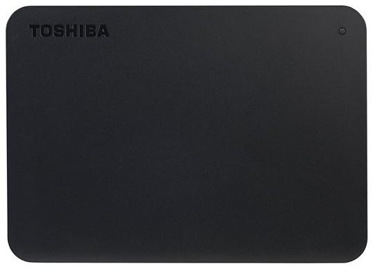 """Toshiba HDex 2.5"""" USB3 2TB CANVIO BASICS black"""