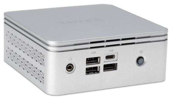 TERRA PC-Micro 6000 V4 Silent Greenline i5-10210U, 8GB, 500 GB M.2 SSD, Win10Pro