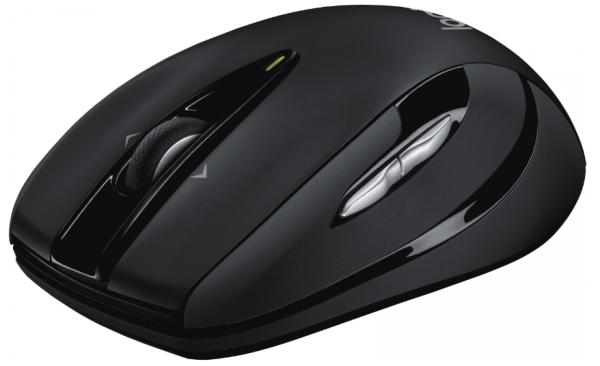 Logitech M545 Wireless Maus Schwarz