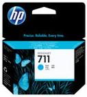 Orig. Tintenpatrone HP CZ130A Nr.711 cyan/blau