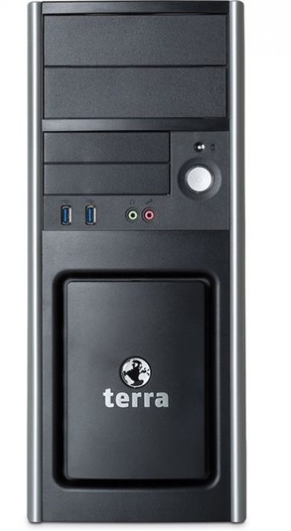 TERRA PC-BUSINESS 7000 SILENT+ GREENLINE vPro , i7-9700, 16 GB, 500 GB SSD