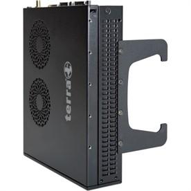 TERRA MiniPC - LCD Multifunktionsfuss Halterung Schwarz,