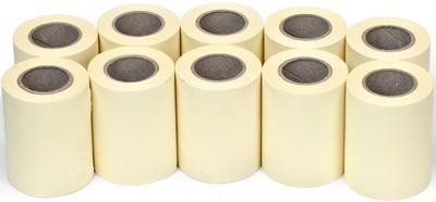 Wonday Haftnotizen-Ersatzrollen, 10 m x 60 mm, gelb