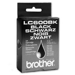 Orig. Tintenpatrone Brother LC-600BK black/schwarz