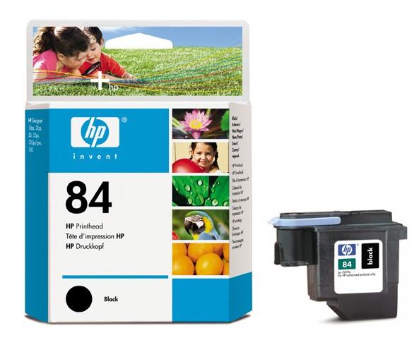 orig. HP Druckkpopf C5019A für Nr. 84 schwarz