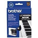 orig. Brother Tintenpatrone LC-1000HYBK black/Schwar