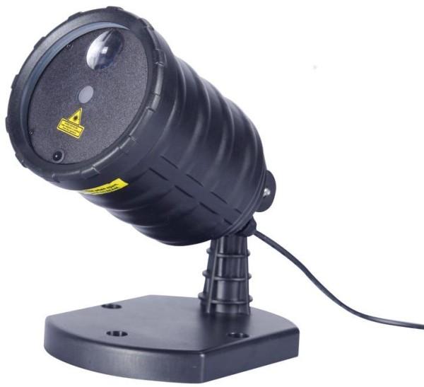 Ultron LED sve-E Rorating Laser Projektor