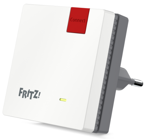 AVM FRITZ! WLAN Repeater 600 - Gigabit-LAN-Anschluss - 600 MBit/s im 2,4-GHz-Band -