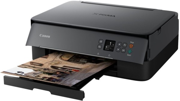 Canon PIXMA TS5350 - Multifunktionsdrucker - Farbe - Tintenstrahl - A4 (210 x 297 mm), Letter A (2