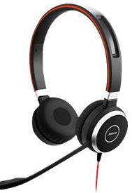 JABRA EVOLVE 40 MS Duo USB Headset