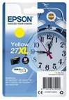 orig. Tintenpatrone Epson 27XL T27144012 yellow/gelb, ca. 1100 Seite